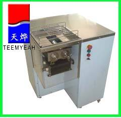 Stainless Steel Used Meat stripe cutter(Video) Factory