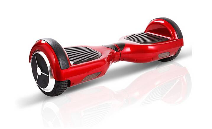 6.5 inch smart balance scooter   Red Color