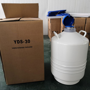 Cryogenic Liquid Nitrogen Transport Semen Storage Tank Container Price
