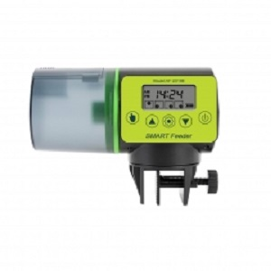Digital Fish Feeder Timer Automatic Betta Fish Food Dispenser-2020