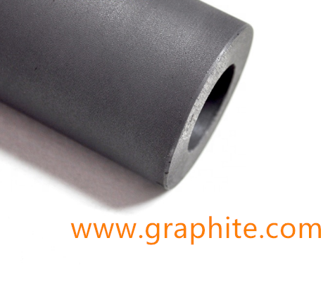 Hollow Graphite Tube Widely Used in Furnaces
