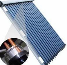 Sunnyrain U pipe solar collector for project