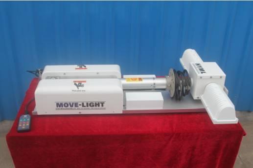 Automotive mobile lighting equipment