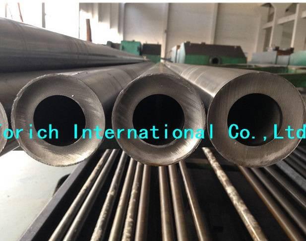 DIN EN 10210-1 Hot Finished Heavy Wall Steel Tubing , Thick Wall Steel Pipe