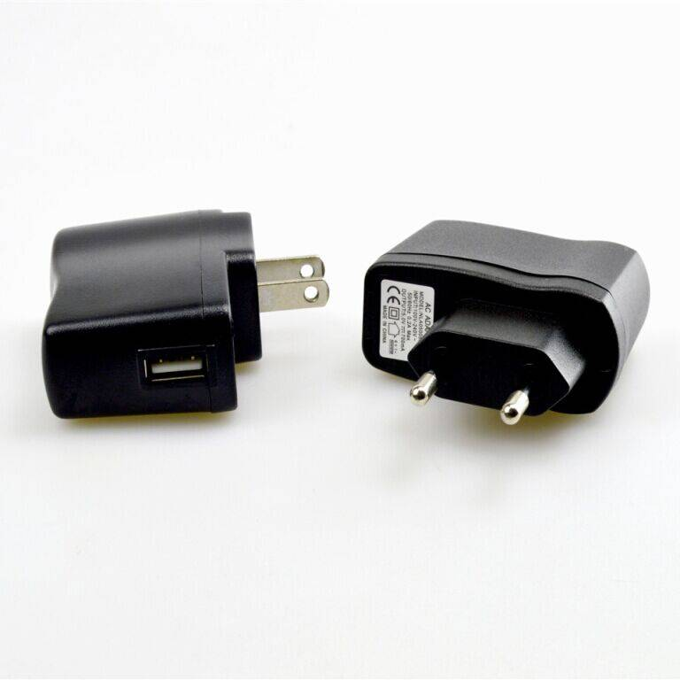Travel USB Wall Charger 0.7A For Mobile Phone