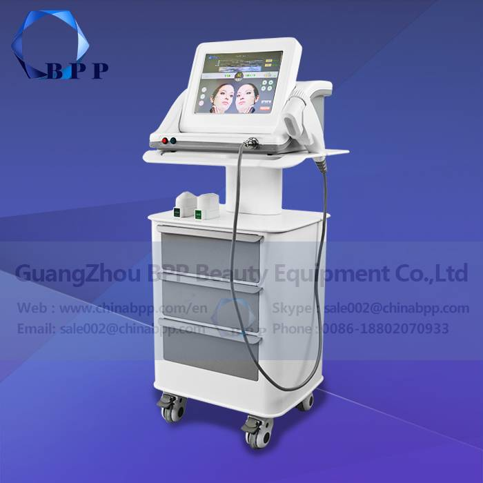 HIFU High Intensity Focused Ultrasound Ulthera Face Lift Verticle Skin Rejuvenation Beuaty Equipment