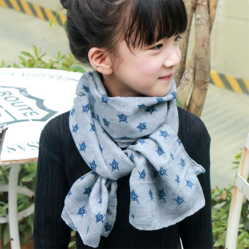 Soft Spring Autumn Unisex Kids Children Scarf Wrap Wholesale