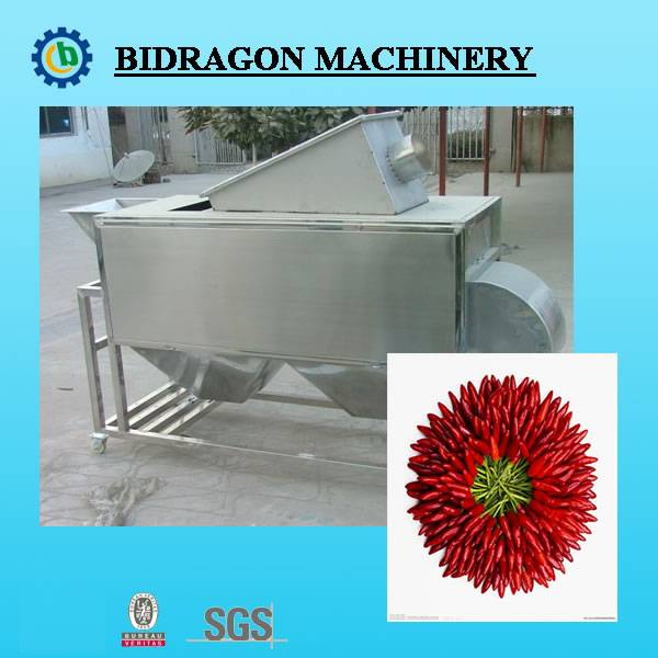 Chili Dry Cleaning Machine for Industry Chili Processing