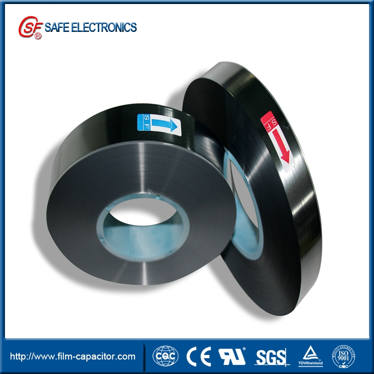 anhui safe metallized BOPP film for capacitor use