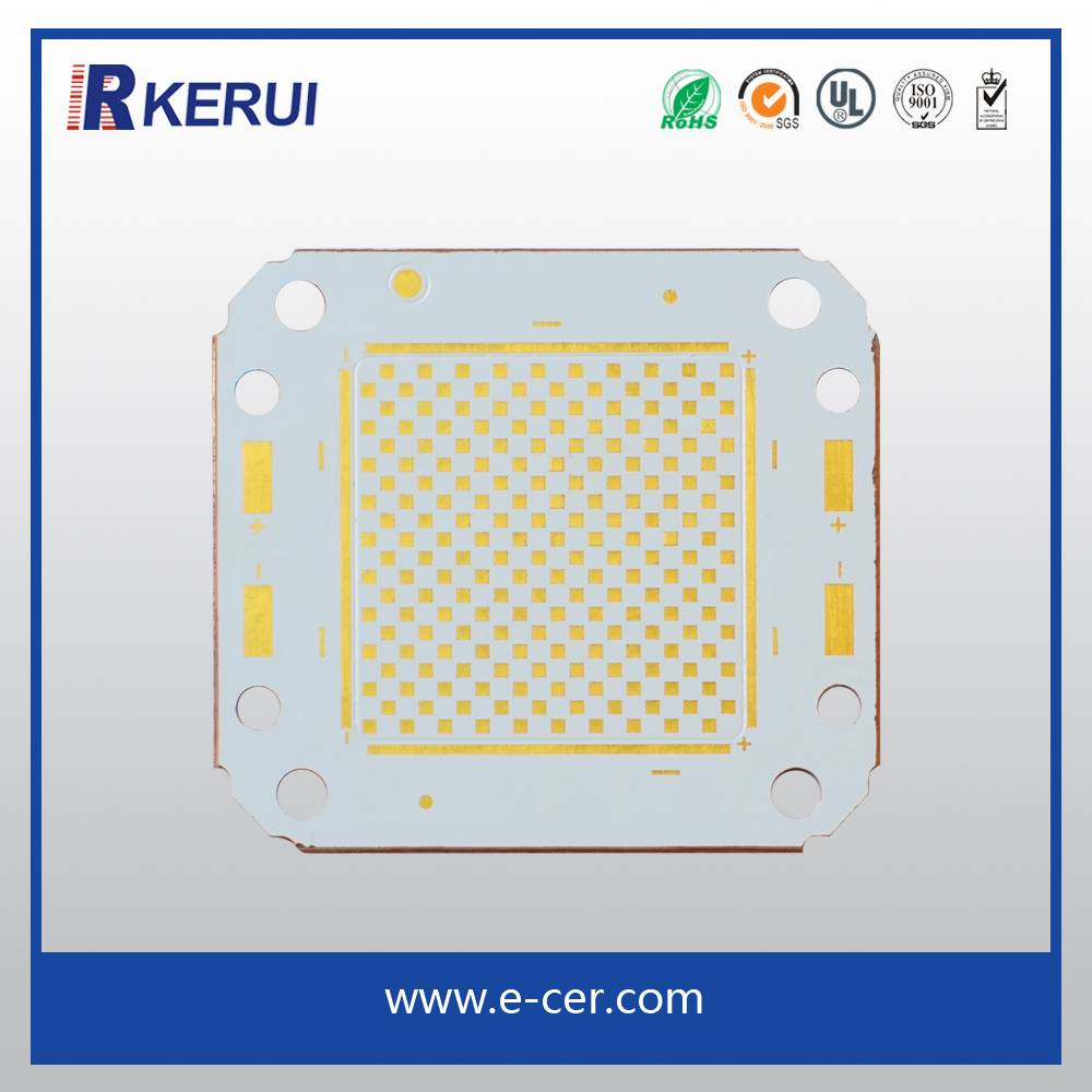 China new design high power televisions led circuit board with high tech