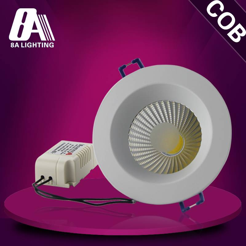 5w 2.5 Inch COB Led Downlight LED Bathroom Downlights 60° 99g
