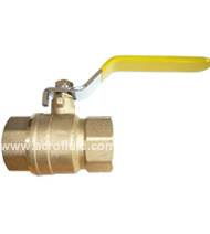 Brass Ball Valve ABV102006