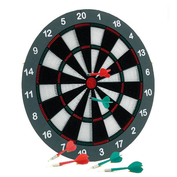 Toysdo 2016 hot selling top acrossfit Dart board magnetic/darts needle&board/magnet dartboard made i