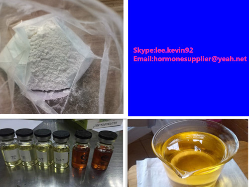 Injectable Tren-A75/Trenbolone Acetate 75mg/Ml Anabolic Steroids Tren acetate Muscle Gain