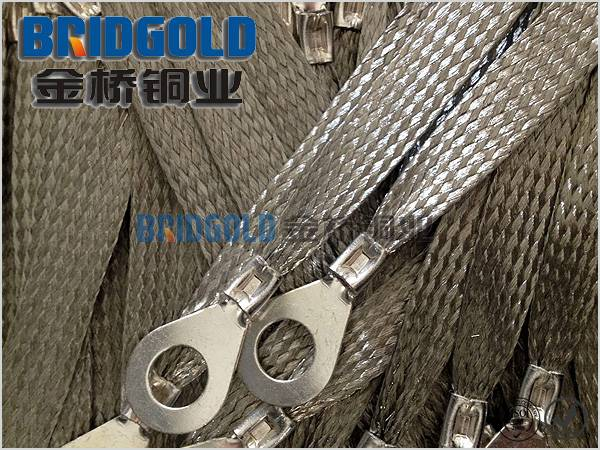 Tinned copper earth braid ISO9001