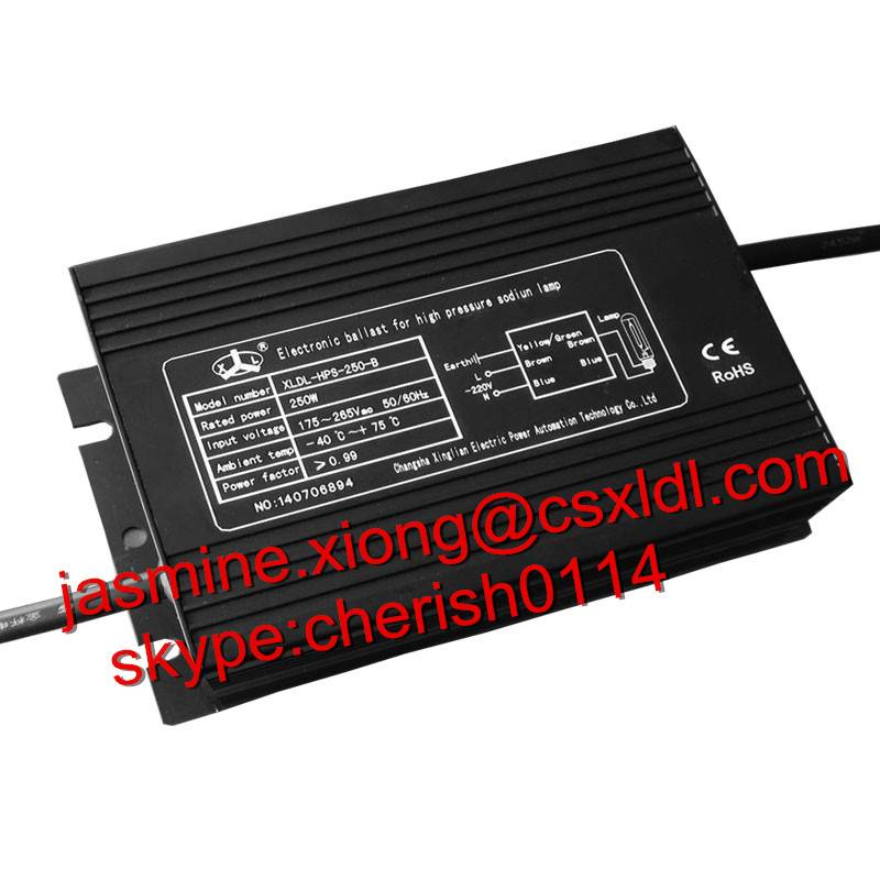 HPS lighting ballasts