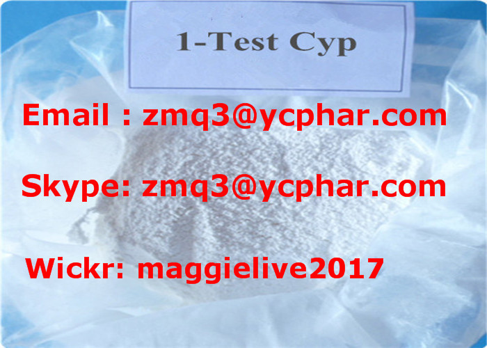 Muscle Building Anabolic Steroid Powder 1-Testosterone Cypionate Without Side Effects