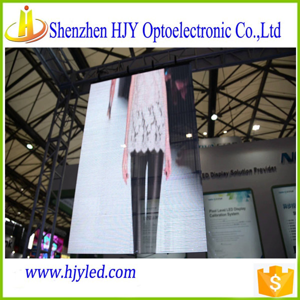 The Most Popular professional indoor full color p7.62 led video wall