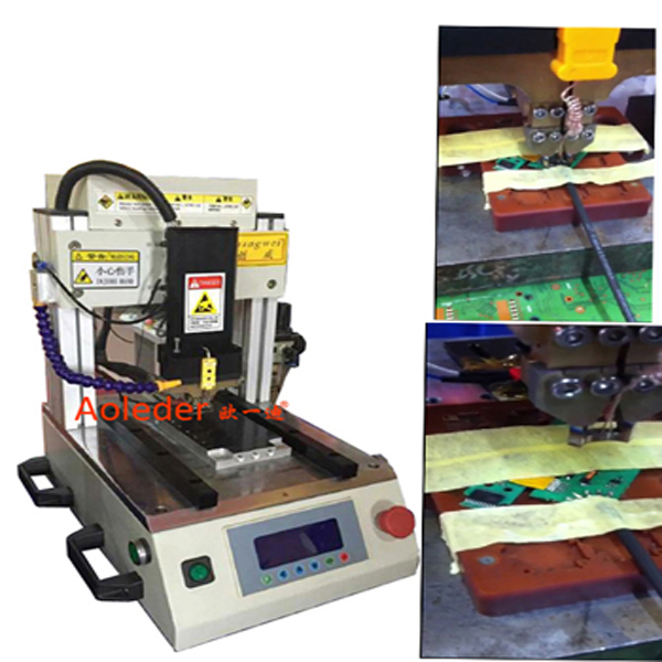 FPC hot bar soldering machine