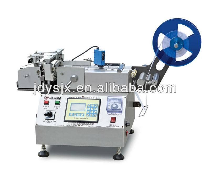 Micro-Computer Fully Automatic Logo Cutting Machine (Hot and Cold) JQ-3012