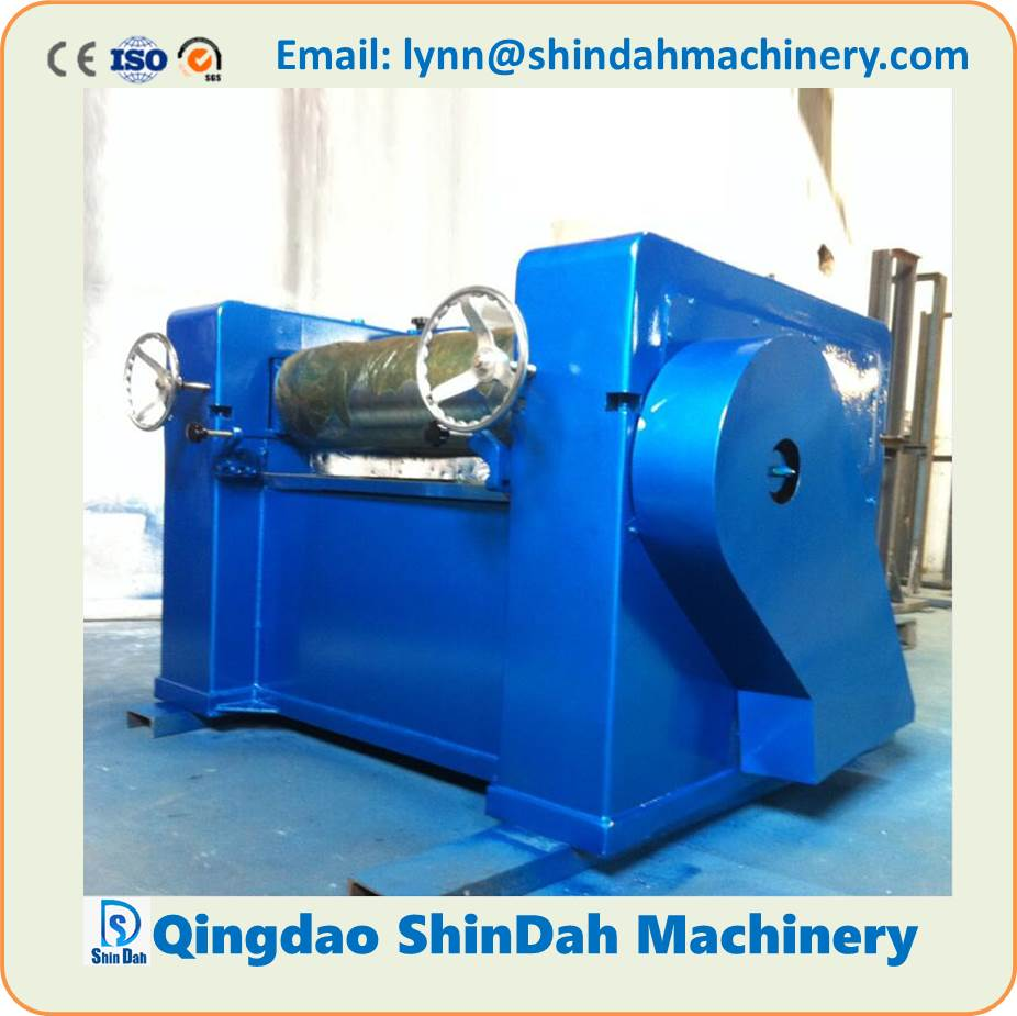 Three Roll Mill, Triple Roll Grinding Mill, 3 Roller Mill, S65, S150, S260, S405