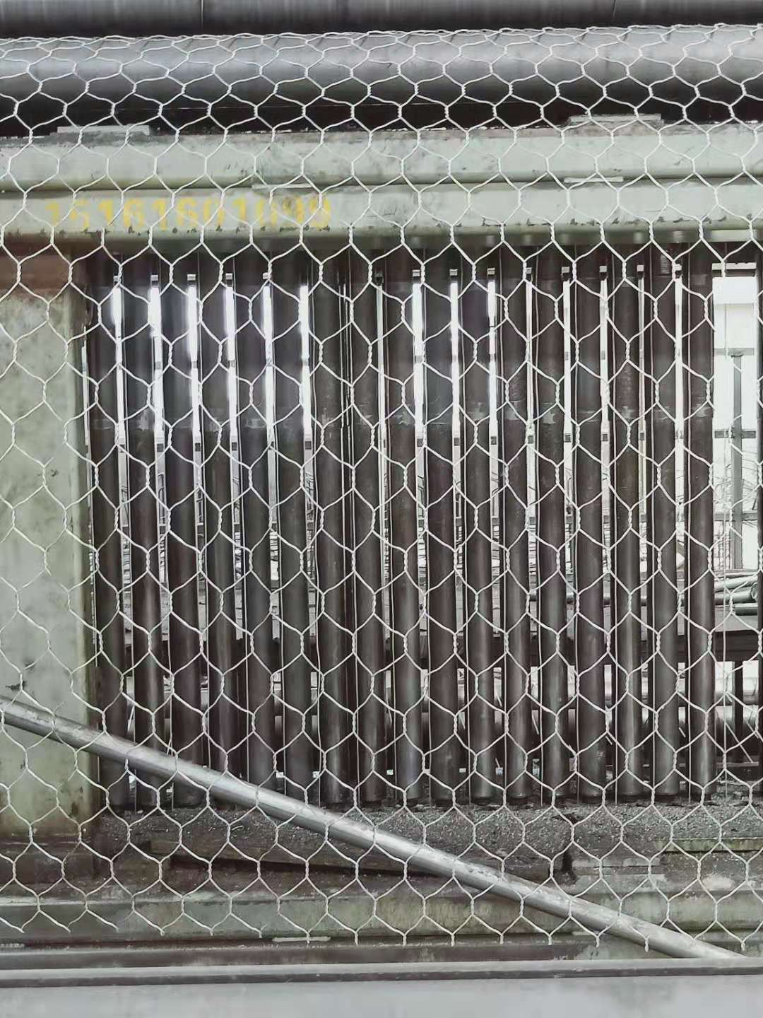 Factory Price PVC coated and Galvanized Iron Wire Material Hexagonal Wire Mesh