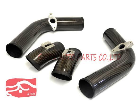 Carbon Fiber Intercooler / Intake Pipe Kit
