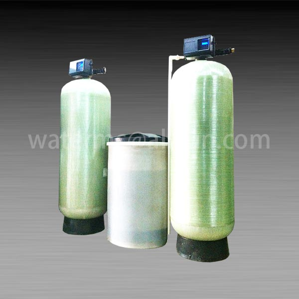 SHAANXI APS MACHINERY EQUIPMENT CO.,LIMITED Water softener for remove water hardness