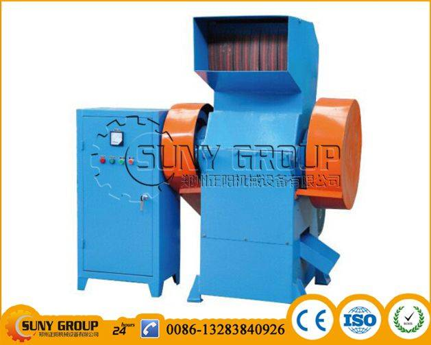 Rubber Crusher Mill for waste tyre powder recycling system