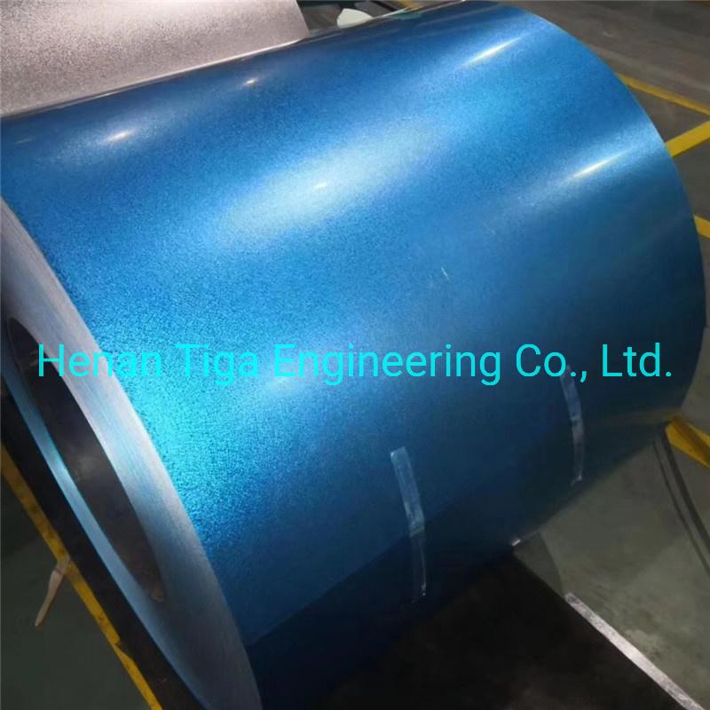 0.16-0.8mm Dx51d Antifinger Print Hot Dipping Zincalum Steel Coils