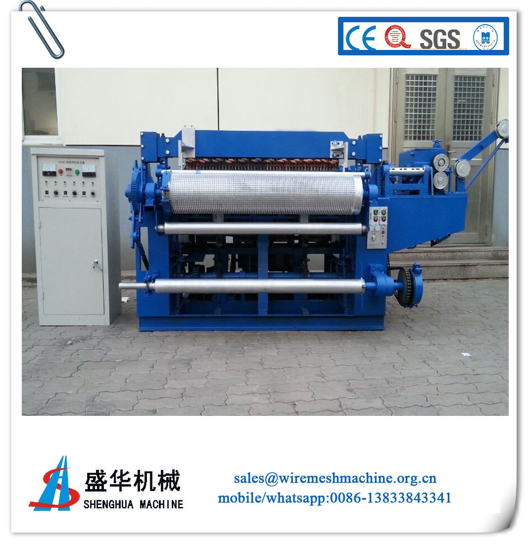 Hot sale and high quality Welded wire mesh machine