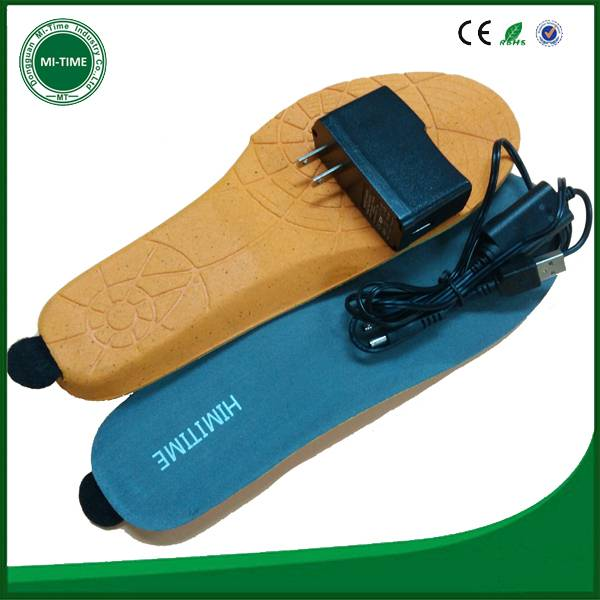 HIMITIME  insoles with heating electric remote control