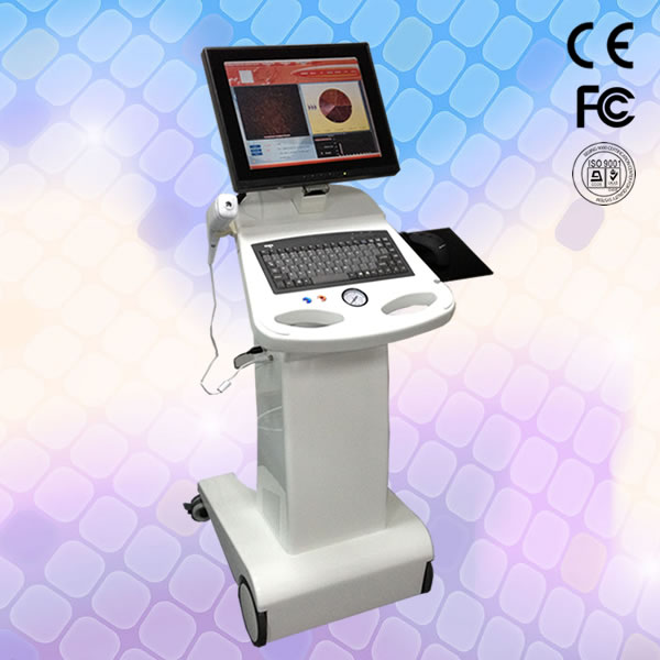 oxygen facial machine / jet peel facial rejuvenation