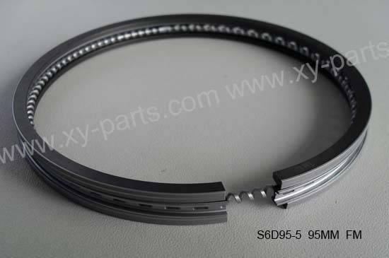 piston ring for Komatsu S6D95