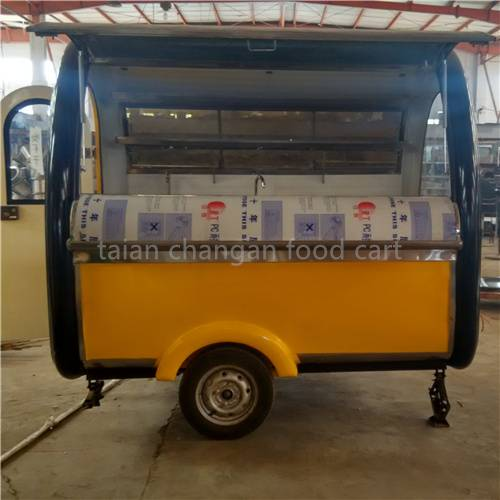 Mobile Snack Food Trailer for Sell