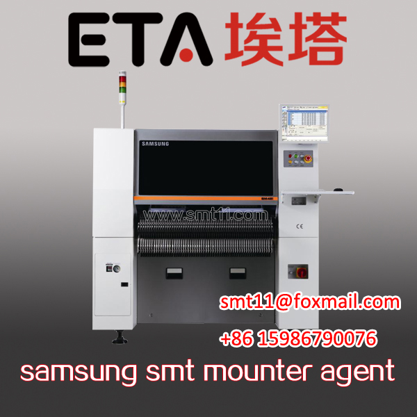 Samsung Sm-482 SMD Mounter SMD Mounting Machine