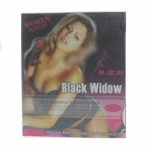 Women Sex Products Black Widow Women Sex Enhancement