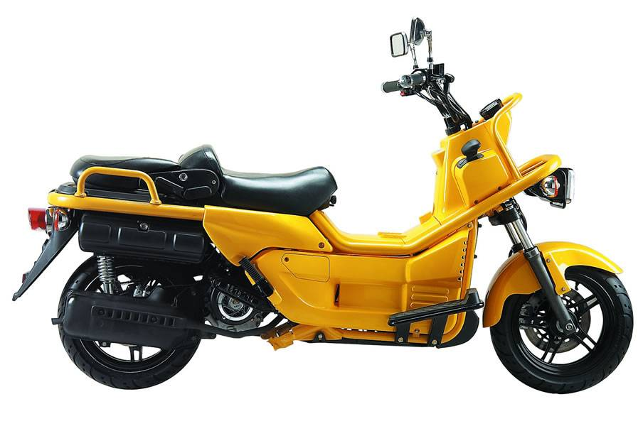 Booster 125