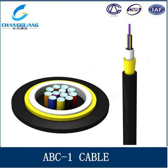 ABC-I Fiber Cable Access Building Cable Optical Fiber Cable Crush Resistance and Flexible LSZH Mater