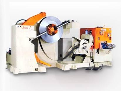 SNR6 3 in 1 Precision Uncoiler, Straightener & Feeder