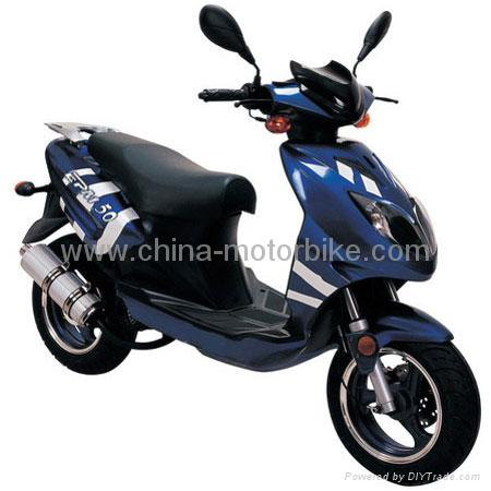 china EEC scooter 50cc, 125cc COC