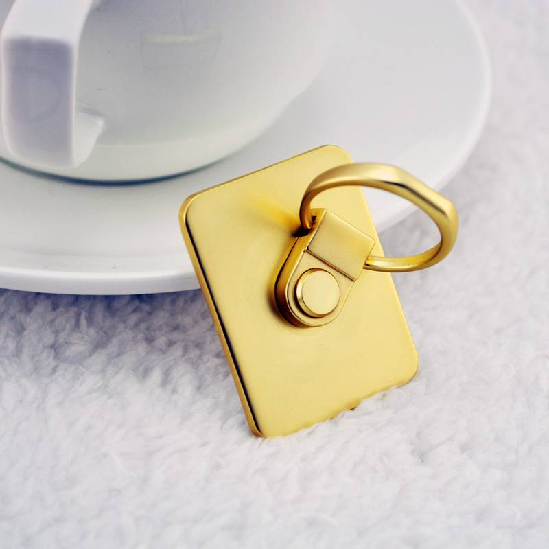 Zhirii Clever Simple Ring Holder for Mobile Cell Phone