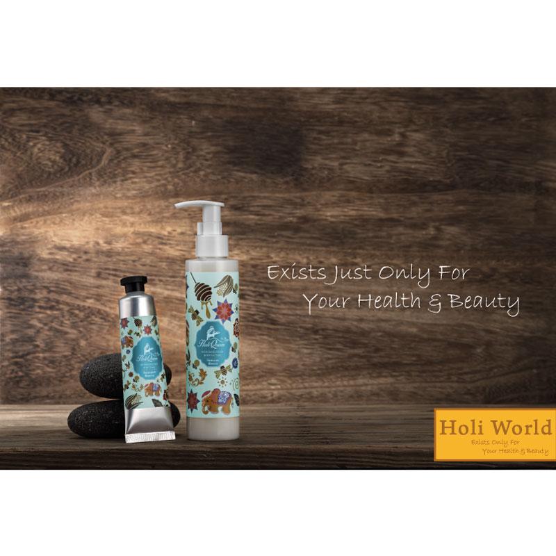 Holi Queen Micromolecule Hand Cream - Summer Breeze