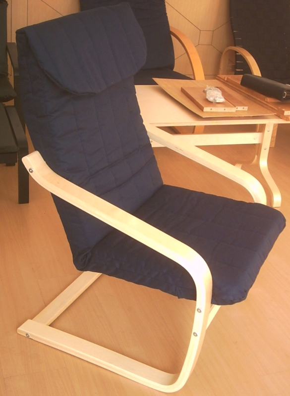 Birch Plywood Chair