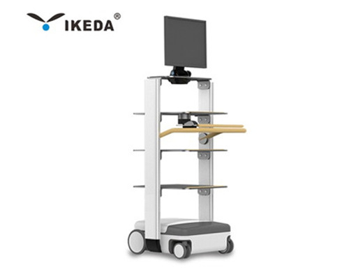 Medical equipment cart