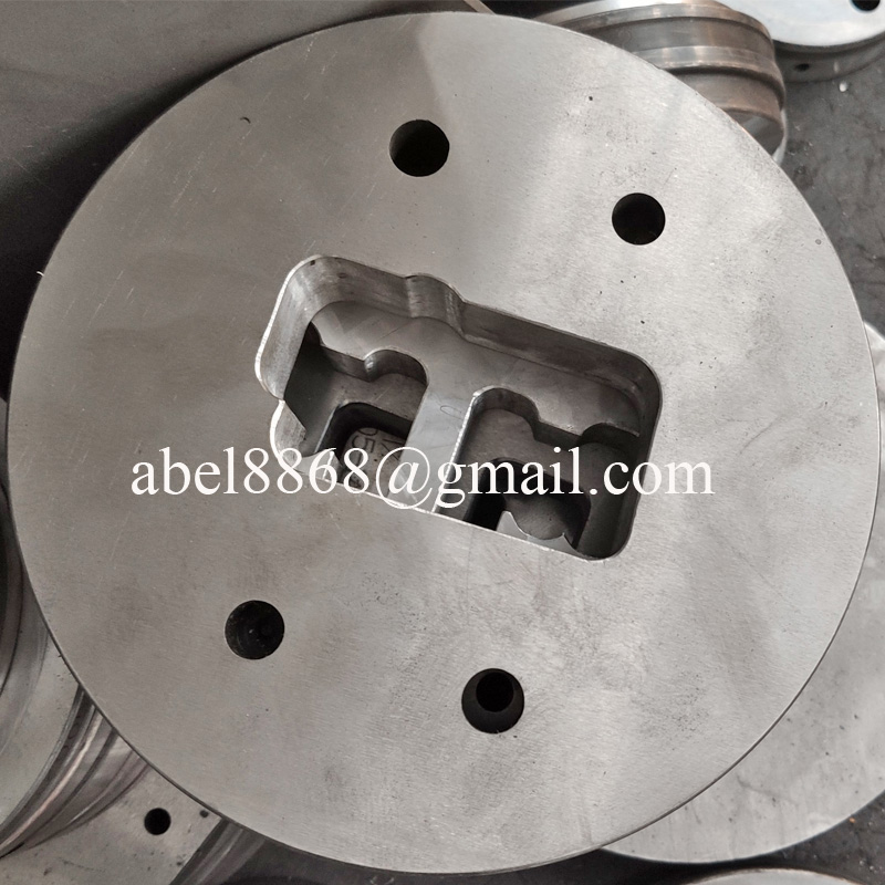 Custom High Precision Aluminum Extrusion Mould Factory Price Factory
