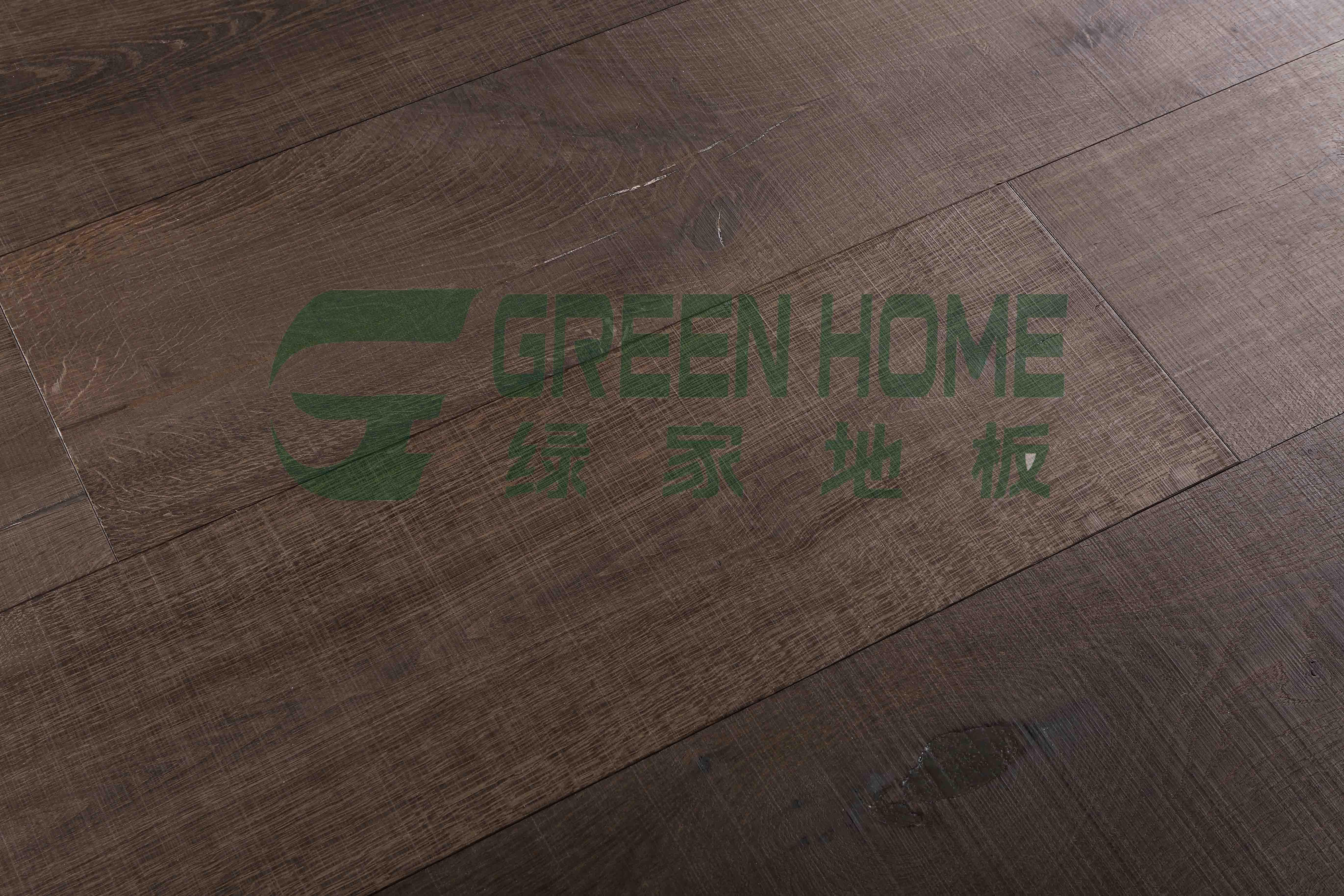 Special Offer Scratch Resistant Multilayer Oak Engineered Wood Parquet Flooring