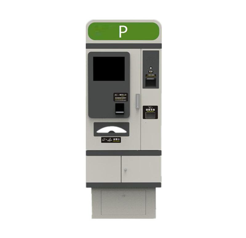 Parking Payment Kiosk, Park Automatic Payment Machine