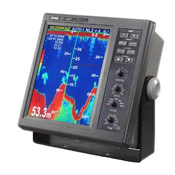 10.4 INCH LCD FISH FINDER