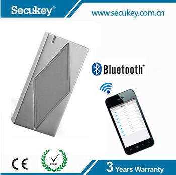 Secukey IP66 Standalone Bluetooth Card Reader